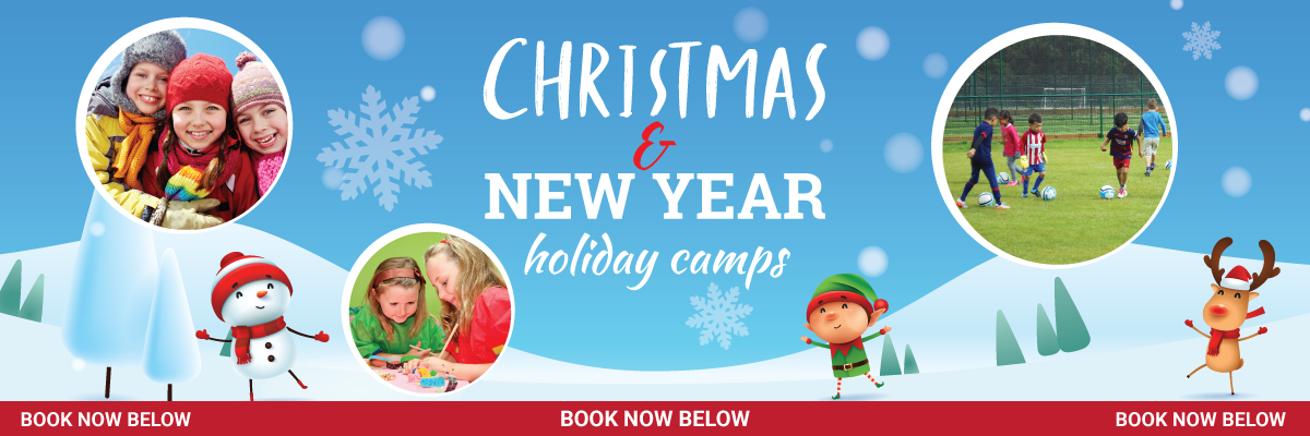 Christmas & New Year Holiday Camps