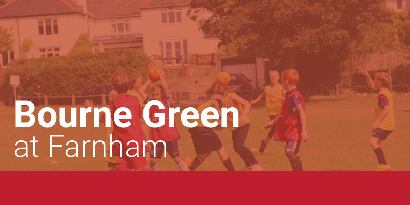 Bourne Green Football Clubs