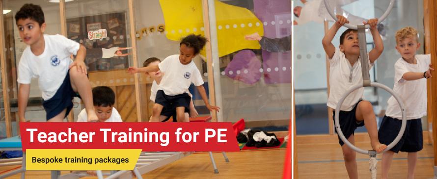Teacher Training for Physical Education
